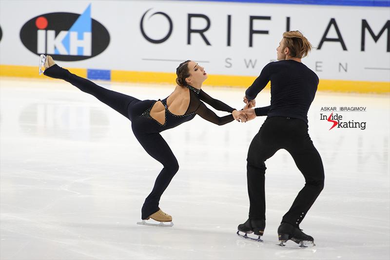 Kristina Astakhova and Alexei Rogonov SP 2016 Finlandia Trophy (2)