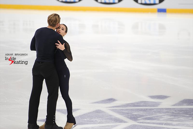 Kristina Astakhova and Alexei Rogonov SP 2016 Finlandia Trophy (5)