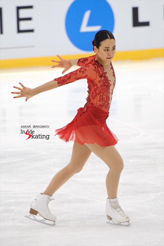 Mao Asada FS 2016 Finlandia Trophy (1)