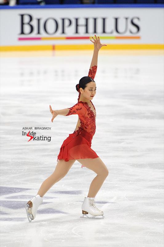 Mao Asada Ritual Dance FS Finlandia Trophy (1)