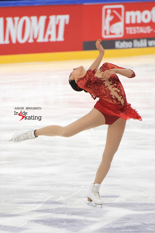 Mao Asada Ritual Dance FS Finlandia Trophy (2)