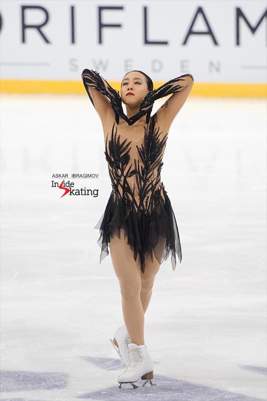 Mao Asada SP 2016 Finlandia Trophy (1)