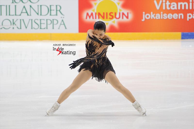 Mao Asada SP 2016 Finlandia Trophy (4)