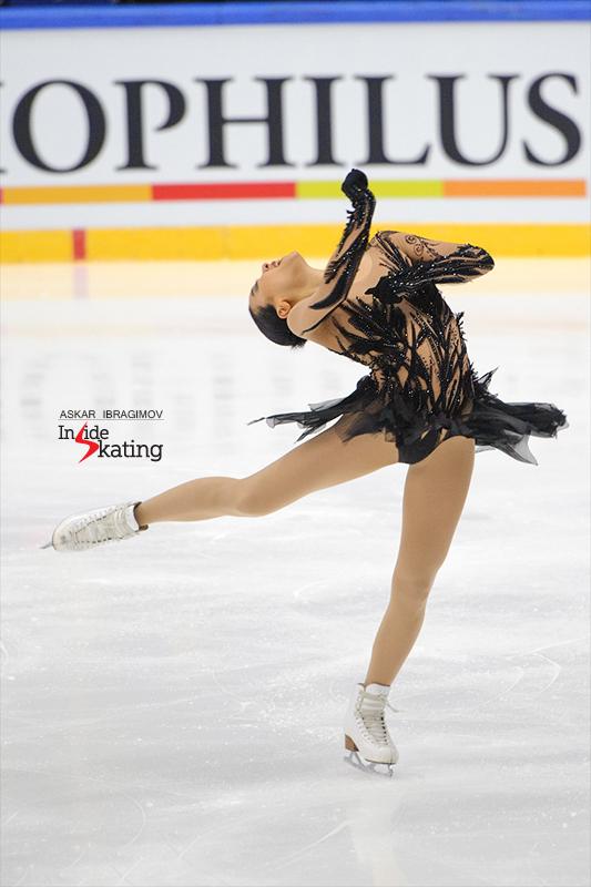 Mao Asada SP 2016 Finlandia Trophy (5)