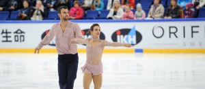 Meagan Duhamel and Eric Radford: coming home and lessons learned