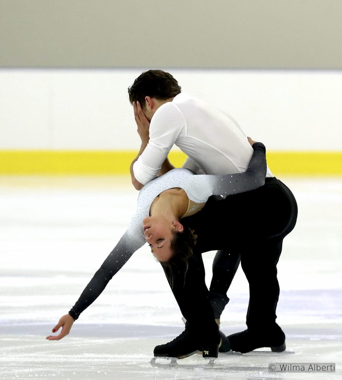 Nicole della Monica and Matteo Guarise FS (3)