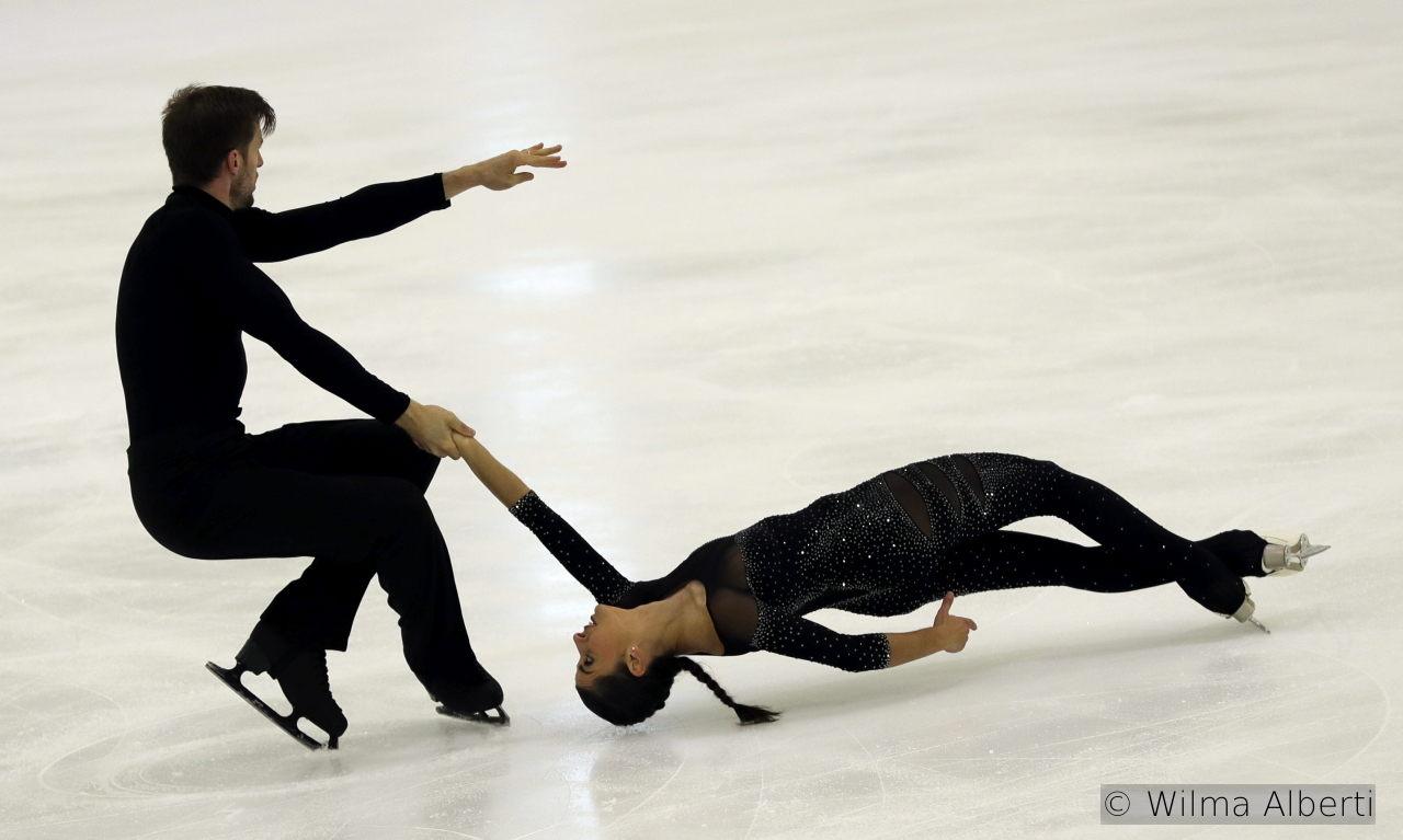 Valentina Marchei and Ondrej Hotarek FS (4)