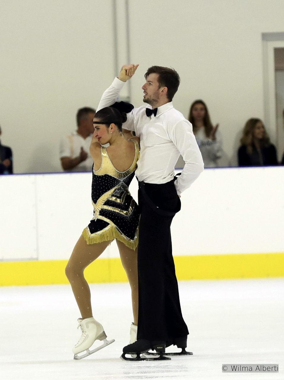Valentina Marchei and Ondrej Hotarek SP (3)