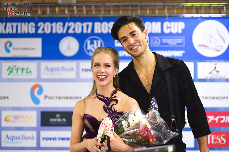 1 Kaitlyn Weaver and Andrew Poje FD 2016 Rostelecom Cup