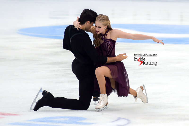15 Kaitlyn Weaver and Andrew Poje FD 2016 Rostelecom Cup