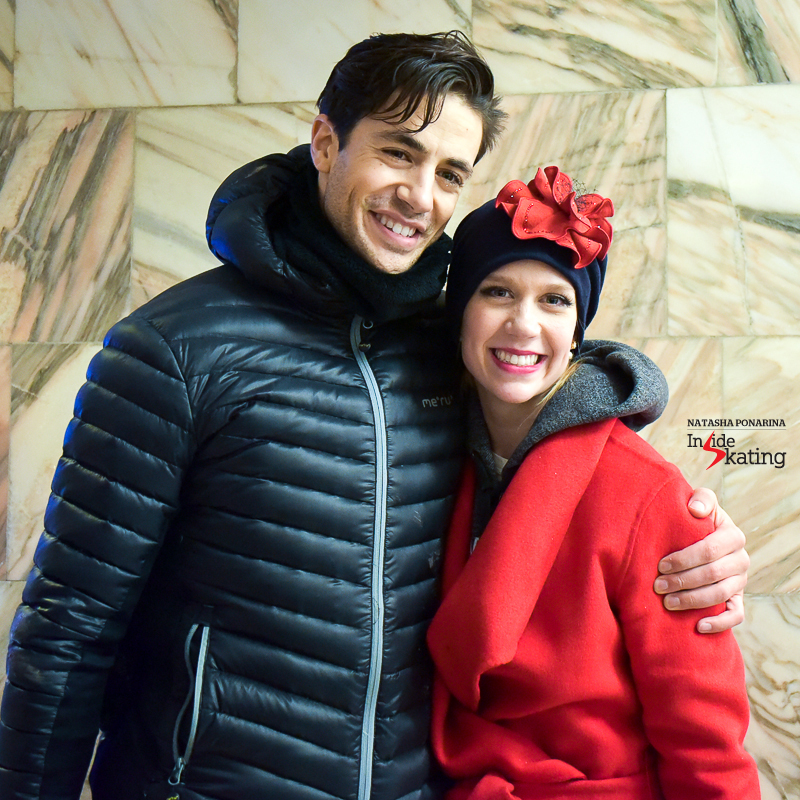 Chic-lady and gentleman in Moscow – Rostelecom Cup was Kaitlyn and Andrew's first competition of the season