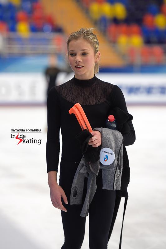 Alisa Efimova