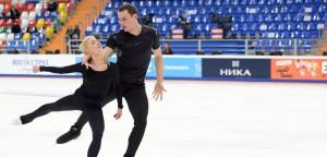 2016 Rostelecom Cup in photos: pairs draw and practice