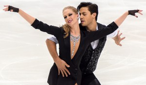 "Kaitlyn Weaver and Andrew Poje: ""Success comes from being happy"""
