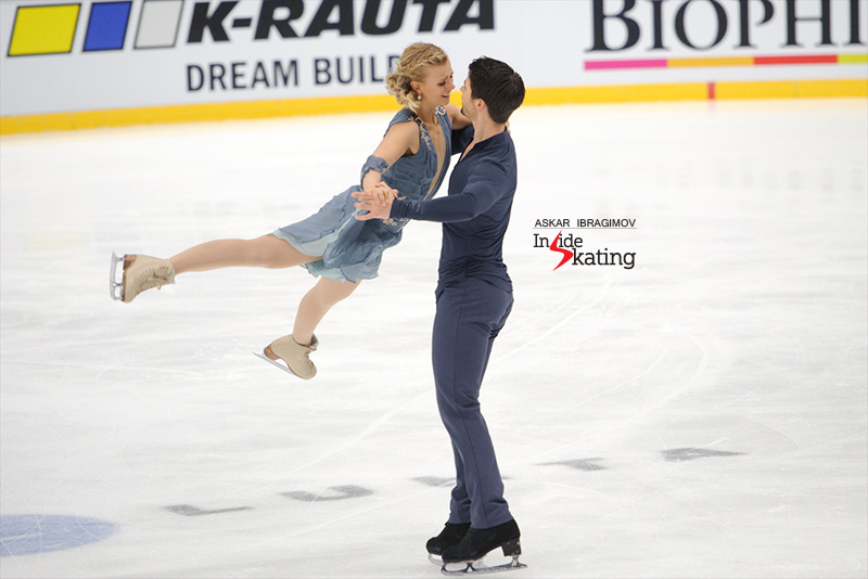 Madison Hubbell and Zachary Donohue FD 2016 Finlandia Trophy (1)