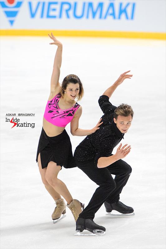 Natalia Kaliszek and Maksym Spodyriev SD 2016 Finlandia Trophy (2)