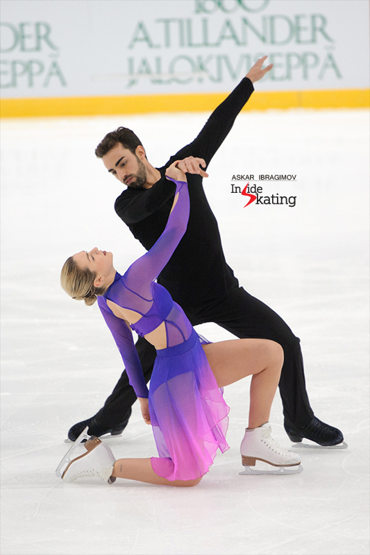 Olivia Smart and Adria Diaz FD 2016 Finlandia Trophy (1)