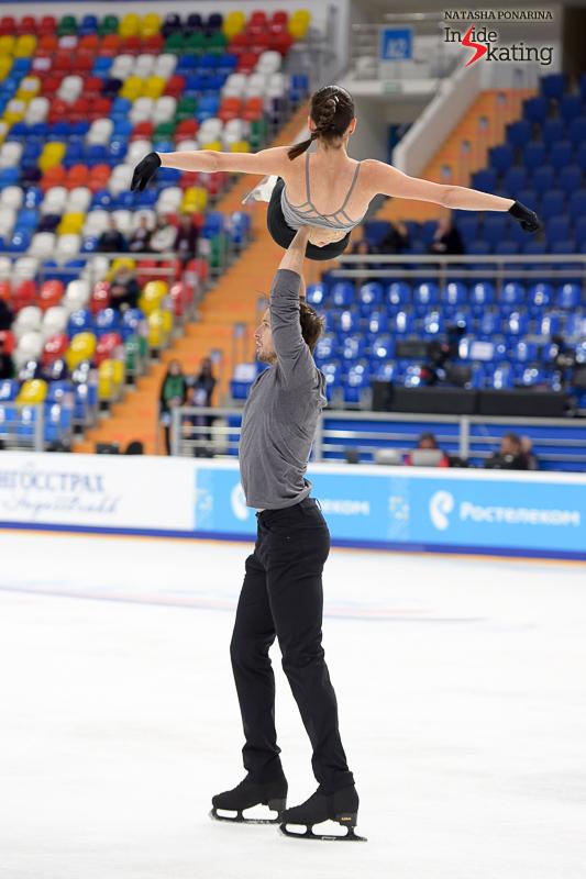 Pairs practice 2016 Rostelecom Cup (23) Valentina Ondrej