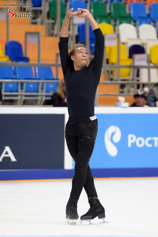 Practice session at 2016 Rostelecom Cup (6)  Elladj Balde