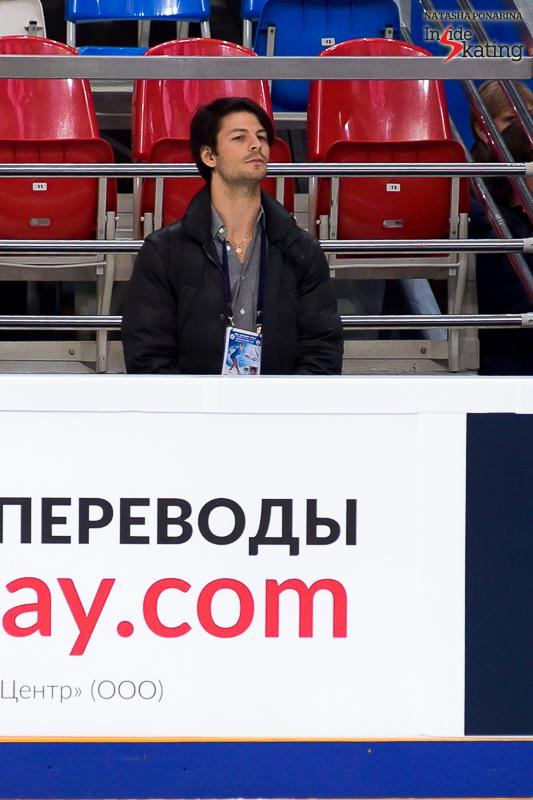 27 Deniss Vasiljevs FS 2016 Rostelecom Cup