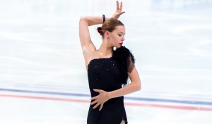 "Anna Pogorilaya: ""I'll keep on working, I can't stop here"""