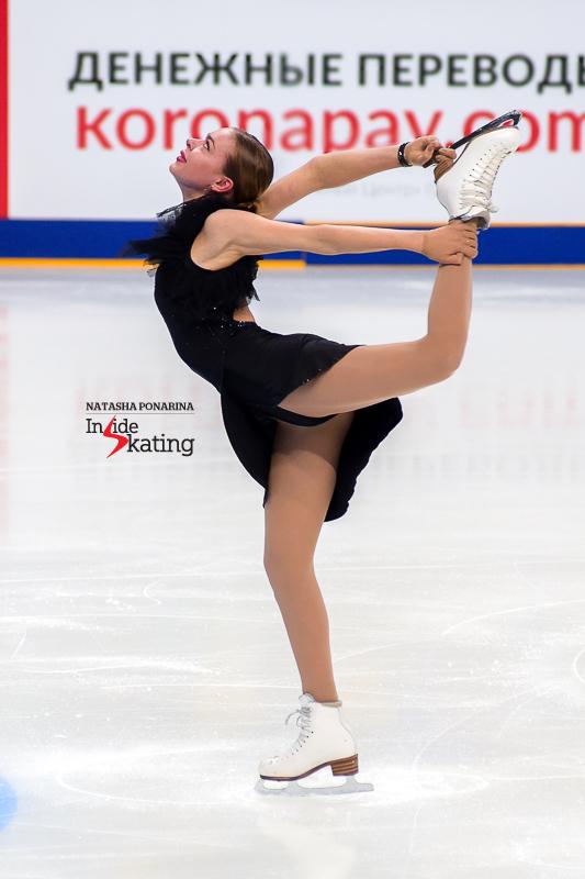 Anna Pogorilaya SP 2016 Rostelecom Cup (2)