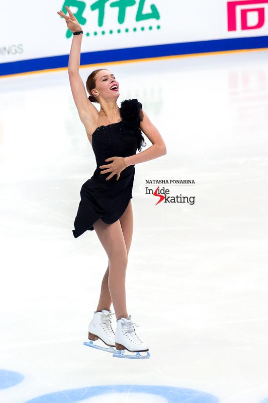 Anna Pogorilaya SP 2016 Rostelecom Cup (4)