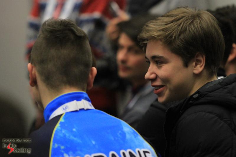 Daniel Albert Naurits draw FS 2017 Europeans