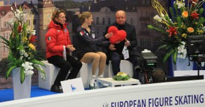 Carolina Kostner's comeback: the heart, the joy, the journey