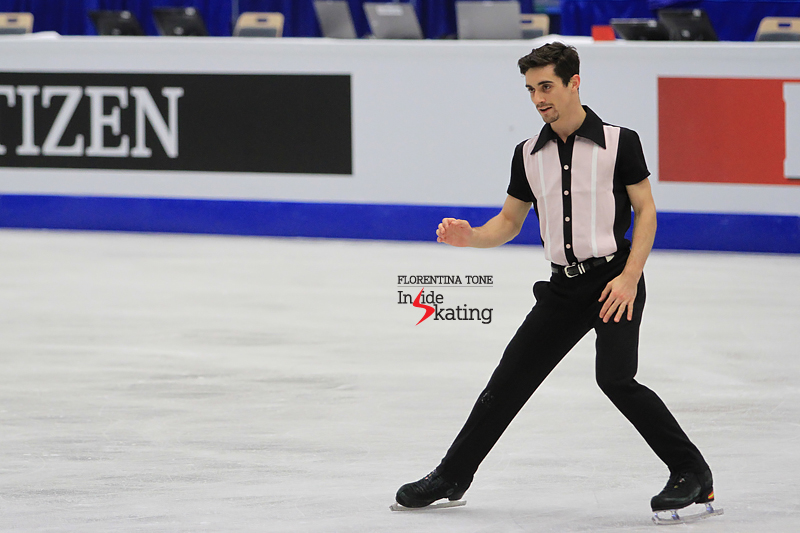 Colours Of The Europeans From Ondrej Nepela To Javier Fernandez