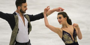 "Marie-France Dubreuil: ""Gabriella and Guillaume have the talent, but they also have the innocence"""
