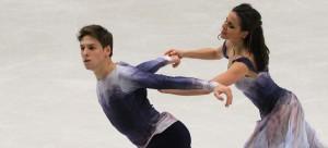 """Sara Hurtado and Kirill Khaliavin: """"At this point we just keep building in us"""""""