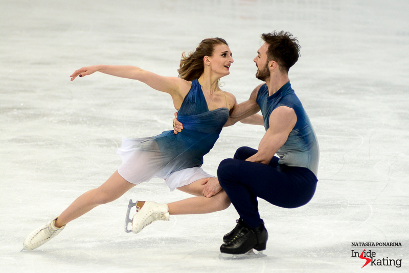 1 Gabriella Papadakis and Guillaume Cizeron FD 2017 Worlds Helsinki