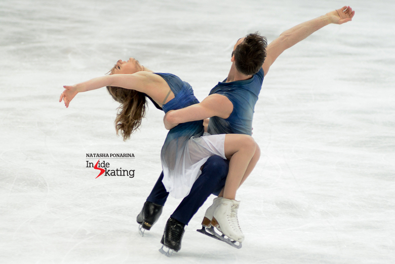 2 Gabriella Papadakis and Guillaume Cizeron FD 2017 Worlds Helsinki