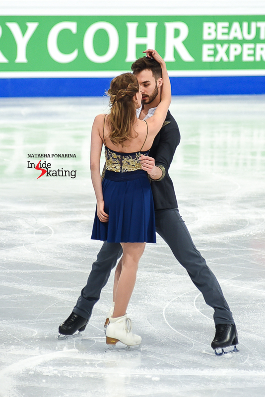 Up until next season's challenge, here are some glimpses from the short dance practices in Helsinki, at 2017 Worlds:  setting the mood for their Blues-Swing SD...
