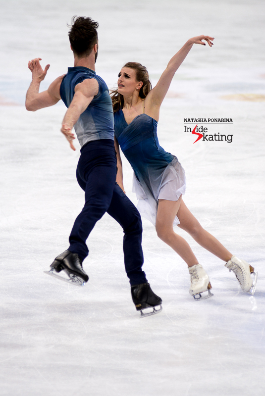 8 Gabriella Papadakis and Guillaume Cizeron FD 2017 Worlds Helsinki