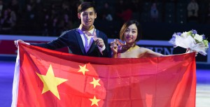 Wenjing Sui, Cong Han – and a statement of love