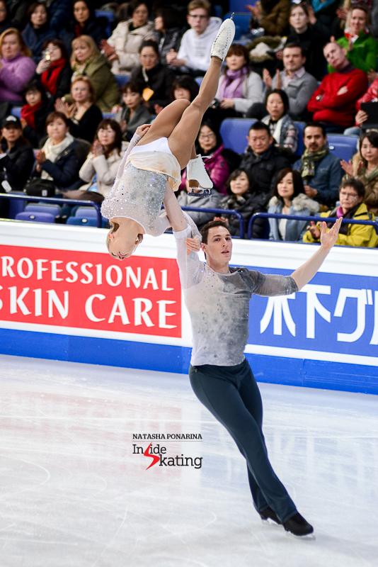Aliona Savchenko and Bruno Massot FS 2017 Worlds Helsinki (3)
