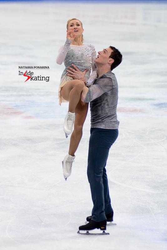 Aliona Savchenko and Bruno Massot FS 2017 Worlds Helsinki (5)