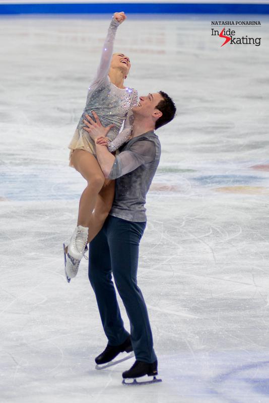 Aliona Savchenko and Bruno Massot FS 2017 Worlds Helsinki (6)