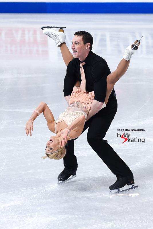 Aliona Savchenko and Bruno Massot SP 2017 Worlds Helsinki (3)