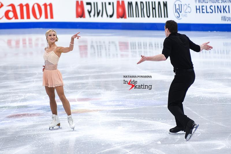 Aliona Savchenko and Bruno Massot SP 2017 Worlds Helsinki (4)