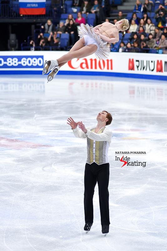 Evgenia Tarasova and Vladimir Morozov SP 2017 Worlds Helsinki (2)