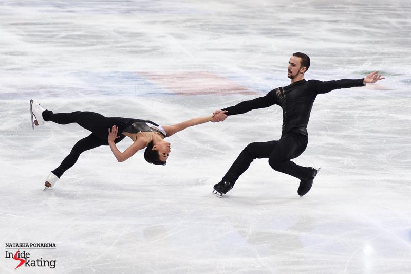 Ksenia Stolbova and Fedor Klimov FS 2017 Worlds Helsinki (2)