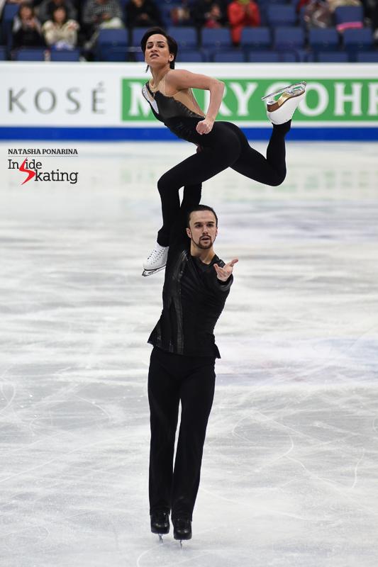 Ksenia Stolbova and Fedor Klimov FS 2017 Worlds Helsinki (3)