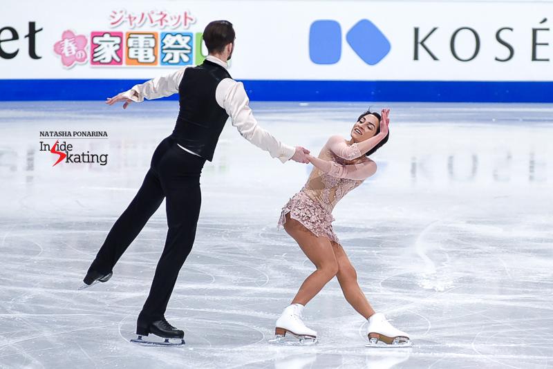 Ksenia Stolbova and Fedor Klimov SP 2017 Worlds Helsinki (3)