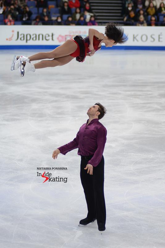Liubov Ilyushechkina and Dylan Moscovitch FS 2017 Worlds Helsinki (1)