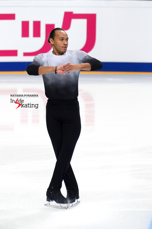 sound of silence figure skating