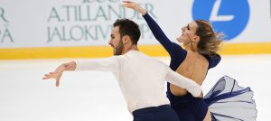 2017 Finlandia Trophy in Espoo: the blue dance, the blue dream