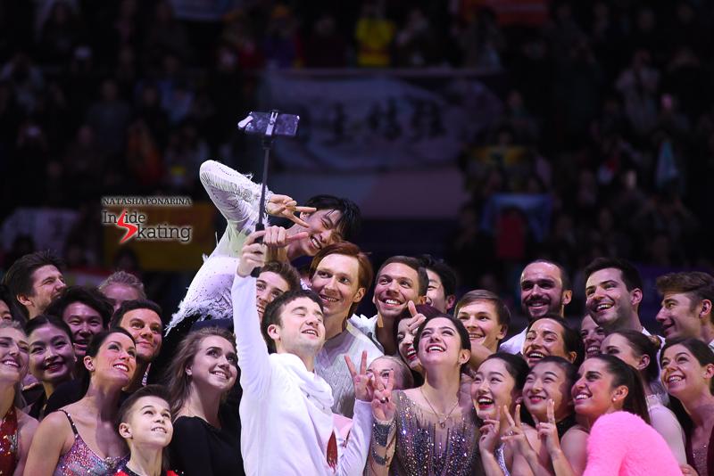 Юдзуру Ханю / Yuzuru HANYU JPN (пресса) - Страница 5 Group-photo-2017-Rostelecom-Cup-4